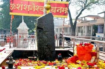 शिवसेना ने भाजपा की दुखती रग पर रखा हाथ, पूछा- शनि शिंगणापुर पर अभी तक चुप्पी क्यों?