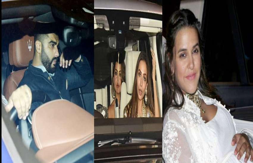 shahrukh khan diwali party