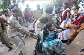 पटना में पुलिस के साथ हिंसक झड़प में 1 शख्स की मौत, गुस्साए परिजनों ने किया हंगामा