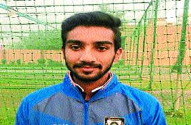 इंडिया अंडर 19 चैलेंजर में खेलेगा सूरज आहुजा
