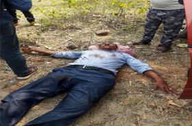 सड़क दुर्घटना में ब्रांच मैनेजर की मौत