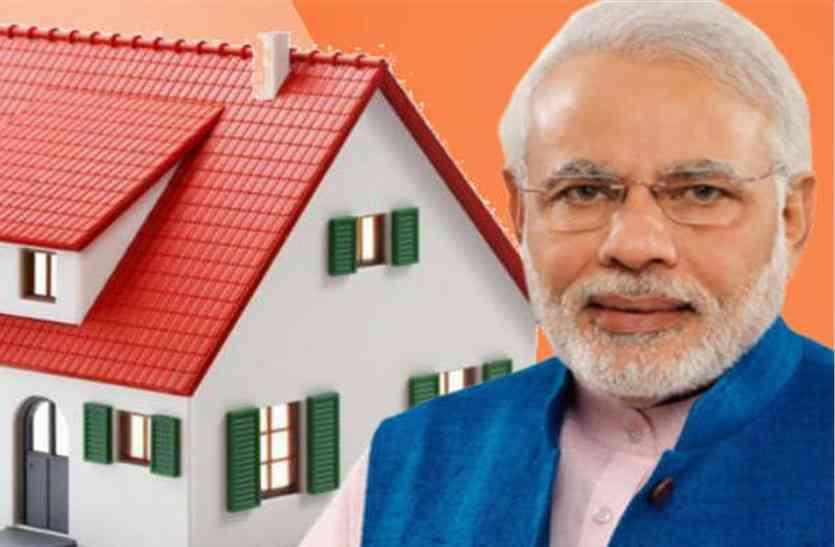 दीपावली पर मोदी सरकार का गिफ्ट, इस बार पक्के घरों में मनेगी ग्रामीणों की दीपावली