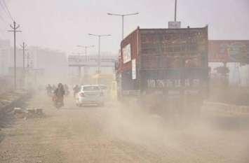 दिवाली से पहले खतरनाक स्तर पर पहुंचा यूपी के इस शहर में प्रदूषण, सांस लेना भी हुआ जानलेवा