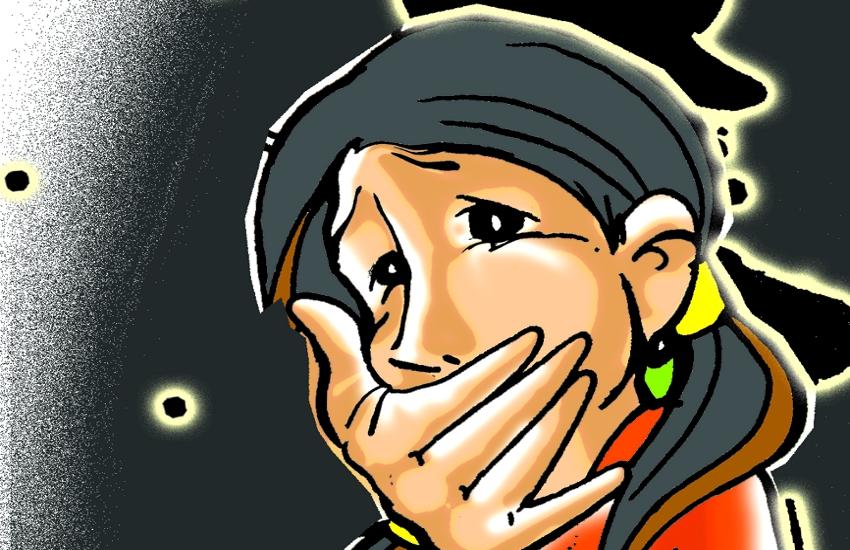 बलात्कार की रिपोर्ट दर्ज करने की जगह पुलिस ने समझौता करा दिया पीडि़ता का