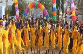 PICS : सापुतारा में दीपावली फेस्टिवल का आगाज