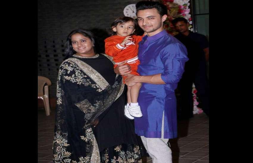 arpita sharma diwali party