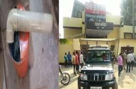 भाजपा नेता का भाई टैंकर से तेल चोरी करते पकड़ा गया, मौके पर पहुंचे बीजेपी नेता ने पुलिसकर्मियों को दी गाली