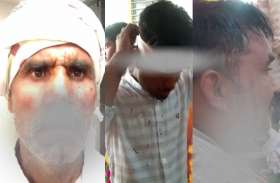 दीपावली में यहां दो पक्षों में हुआ खूनी संघर्ष, खूब चले लाठी-डंडे, लहूलुहान हुए कई लोग