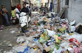 आतिशबाजी का समय घटने पर भी कम नहीं हुआ दिवाली का कचरा