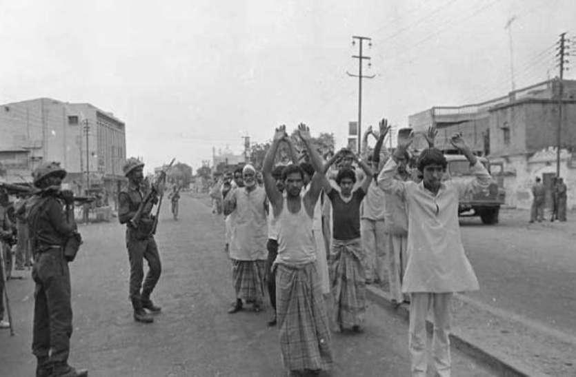 हाशिमपुरा नरसंहारः दोषी जवानों को सजा सुनाने पर हिन्दूवादी संगठन ने किया चौंकाने वाला ऐलान