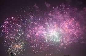 सुप्रीम कोर्ट के निर्देशों की उड़ी धज्जियां-करोड़ों रुपए पटाखों में स्वाहा