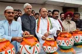 पूर्वमंत्री ने कहा बीजेपी को सता रहा हार का डर, पीएम और सीएम योगी को याद आए भगवान