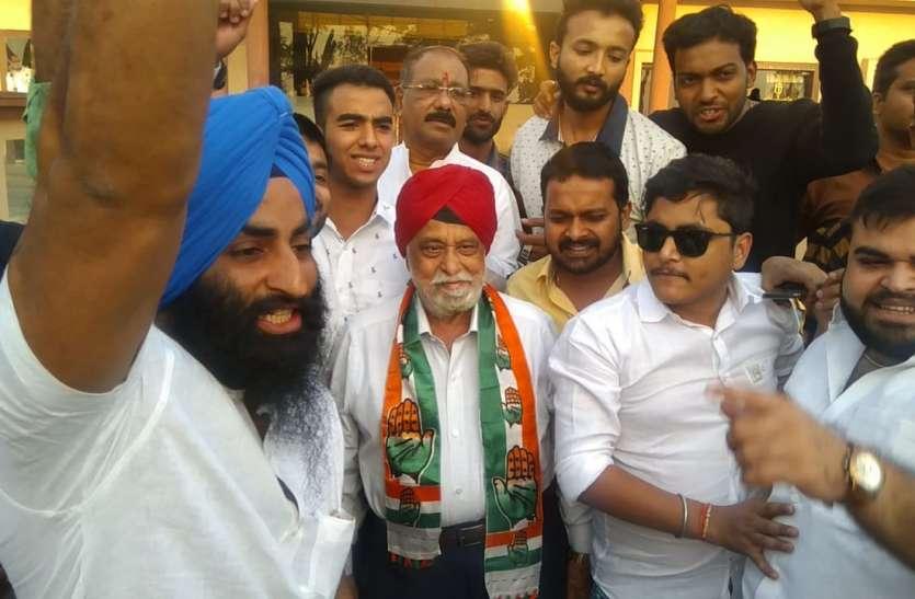 अब तो भाजपा टिकट देगी तो भी भाजपा से नहीं लडूंगा चुनाव -सरताज सिंह