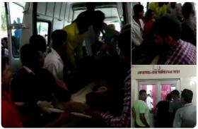 छत्तीसगढ़: विधानसभा चुनाव से तीन दिन पहले दंतेवाड़ा में नक्सली हमला, दो जवान शहीद, तीन नागरिकों की मौत