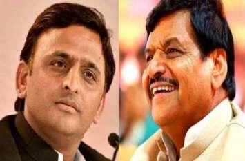 शिवपाल यादव ने सपाइयों में तोड़फोड़ शुरू की तो पार्टी नेताआें ने भी जवाब देने की कर ली एेसी तैयारी