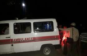 वेकोलि में वाहनों की कमी, कर्मचारियों को लाने और छोडऩे में लगाई एम्बुलेंस