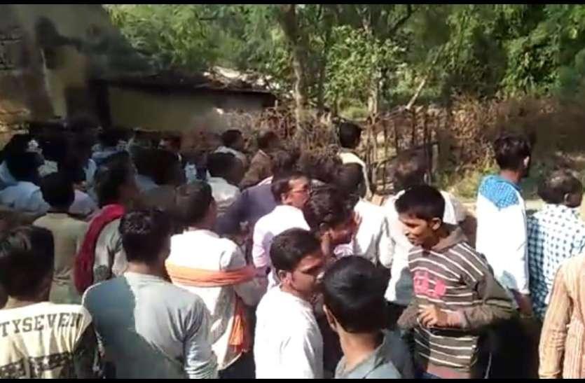 बिजवार के बाद भैंसा में तेंदुए का आतंक खेत में सिंचाई कर रहे 7 ग्रामीण घायल
