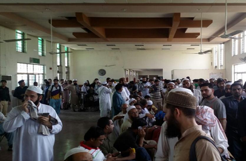भारत की दरियादिली: 170 पाकिस्तानी नागरिकों को मिला वीजा, रौजा शरीफ उर्स में शामिल होने की अनुमति