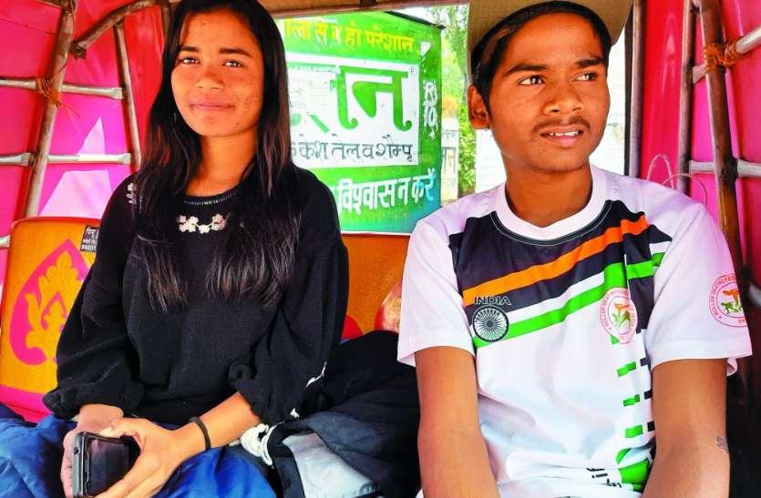 चीन से लौटे स्केटबोर्ड खिलाड़ियों का दिल्ली में हुआ जोरदार स्वागत, पर MP के इस शहर पहुंचे तो...