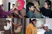 यादव परिवार में ऐसे मनाया गया भैया दूज का पर्व, अपर्णा-प्रतीक की प्यारी बेटी ने भी किया टीका