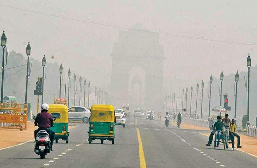 कानपुर आईआईटी का दावा: पराली और पटाखे नहीं, सड़कों पर उड़ने वाली धूल हैं दिल्ली के सबसे बड़े दुश्मन