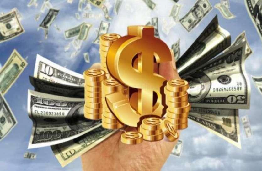 देश का विदेशी पूंजी भंडार 1.05 अरब डॉलर बढ़ा