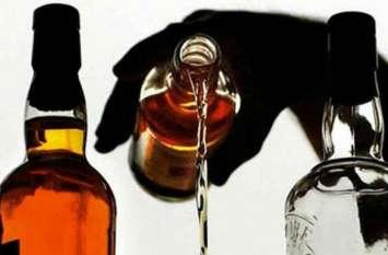 अवैध शराब के साथ दो आरोपी गिरफ्तार