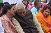 कांग्रेस के वरिष्ठ नेताओं और कार्यकर्ताओं ने सिविल लाइन फाटक पर नोट बंदी को लेकर किया धरना प्रदर्शन,देखें तस्वीरें...