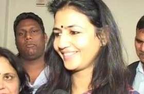 गृहमंत्री राजनाथ सिंह की बहू के पास हैं इतने हथियार, जानकर दंग रह जाएंगे आप
