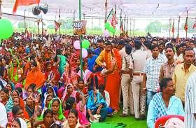 कांग्रेस नहीं चाहती अयोध्या में राम मंदिर बने, जनता को पकड़ाती है केवल वादों का झुनझुना : योगी