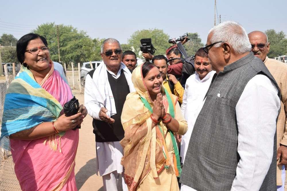 MP Election 2018 : Satna Nagod and raigaon candidates and photo