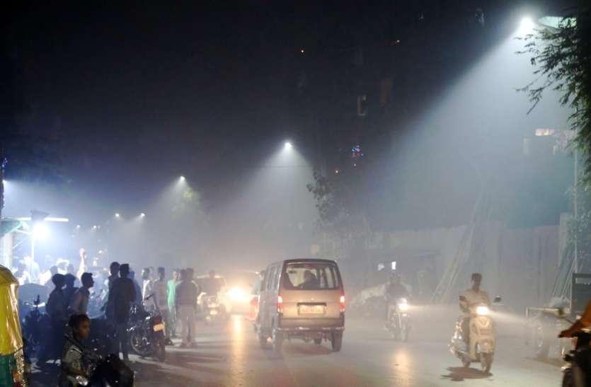 बिगड़ी आबोहवा के बीच अहमदाबाद में नए साल का आगाज
