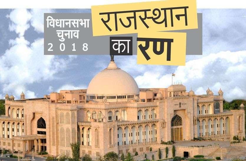 राजस्थान विधानसभा चुनाव 2018: आम आदमी पार्टी ने इस मामले में बीजेपी और कांग्रेस को छोड़ा पीछे