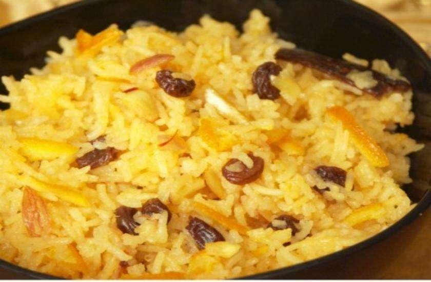 मिट्ठे चावल