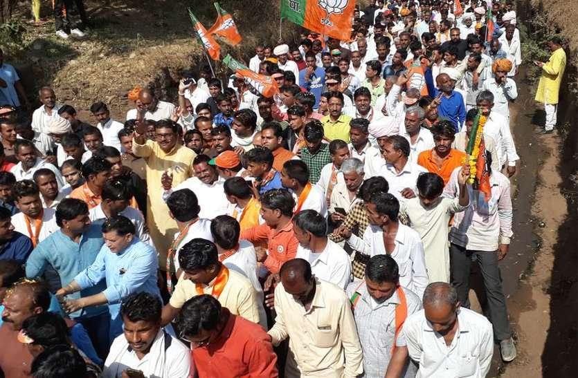 MP Election 2018 : भाजपा में फिर वही चेहरे : काम व परफॉर्मेंस देखकर जनता करेगी फैसला