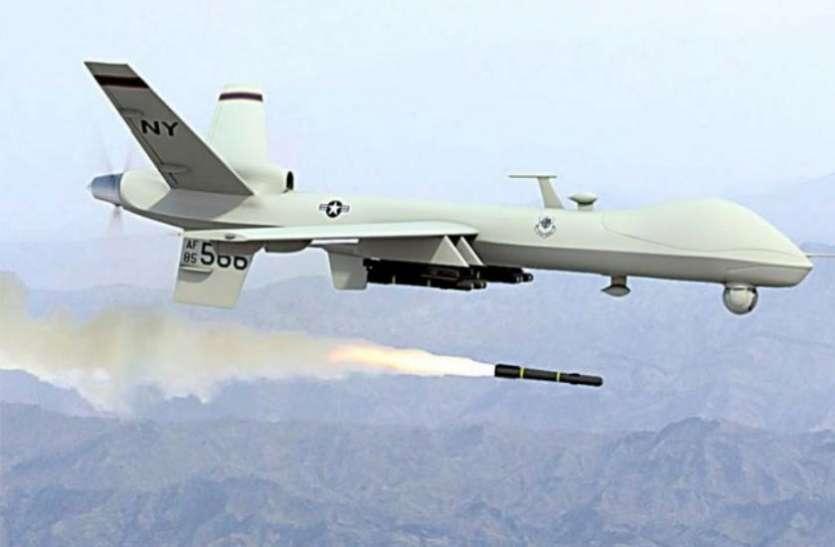 पाकिस्तान में अमरीकी ड्रोन हमले में बिछीं हजारों लाशें, अबतक 2700 की मौत