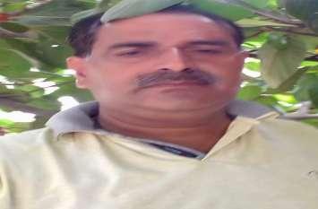 BIG BREAKING: गृहमंत्री राजनाथ सिंह के सुरक्षाकर्मी की दर्दनाक मौत से थम गए ट्रेनों के पहिये