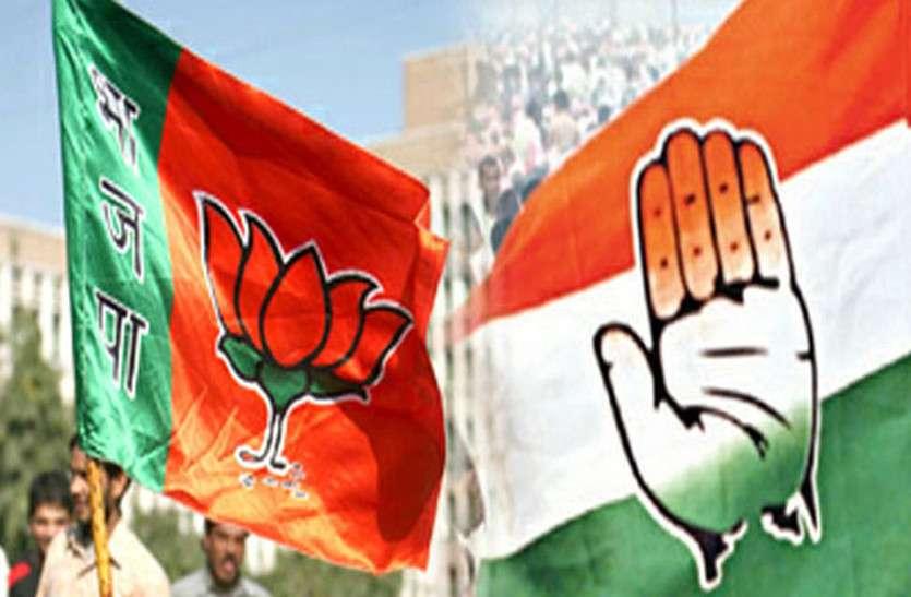 Chhattisgarh Election: आज थमेगा पहले चरण का चुनावी प्रचार, भाजपा-कांग्रेस के स्टार प्रचारकों की लगातार रैलियां