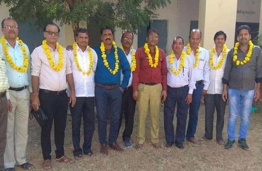 राजस्थान शिक्षक संघ के सुवालका चौथी बार अध्यक्ष निर्वाचित हुए