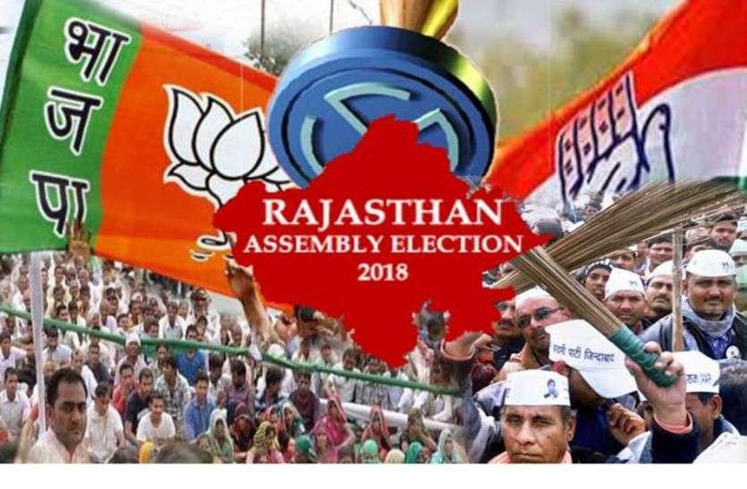 विधानसभा चुनाव 2018: नामांकन को लेकर आई यह बड़ी खबर, ये रहेगी चुनावी रणनीति