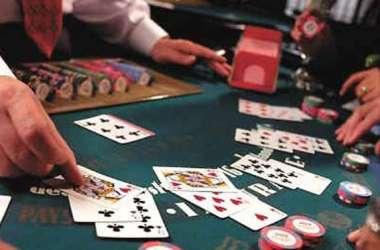 उदयपुर में जुआ खेलते 13 गिरफ्तार, 47 हजार की राशि बरामद
