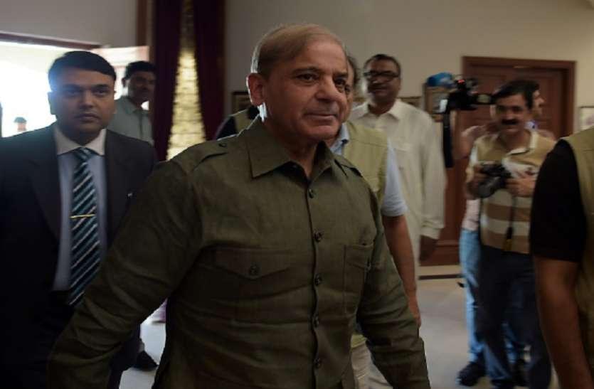 संसद सत्र में भाग लेने के बाद जेल भेजे गए विपक्ष के नेता शाहबाज शरीफ