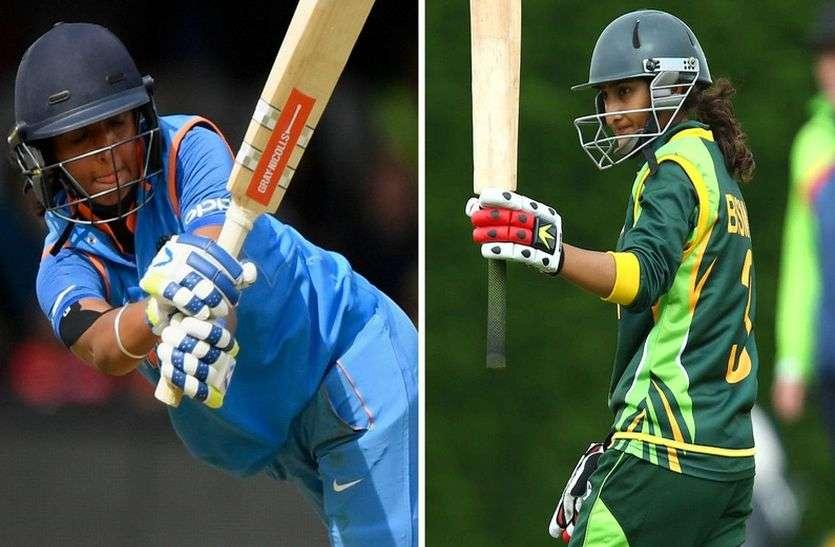 महिला टी-20 विश्वकप : पाक को पराजित कर अपराजेय अभियान जारी रखने उतरेगा भारत