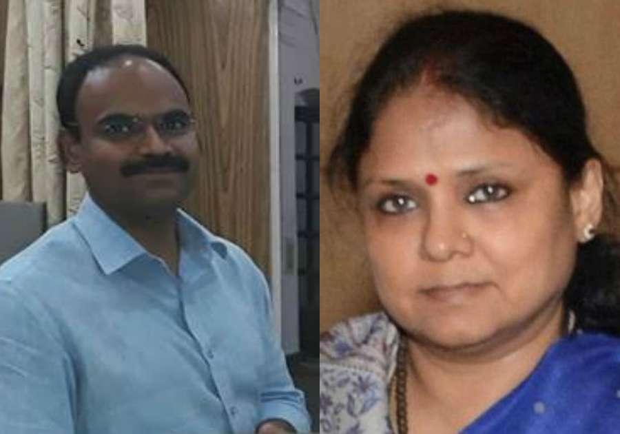 IAS Bhavani Singh Khargaut Renuka Kumar