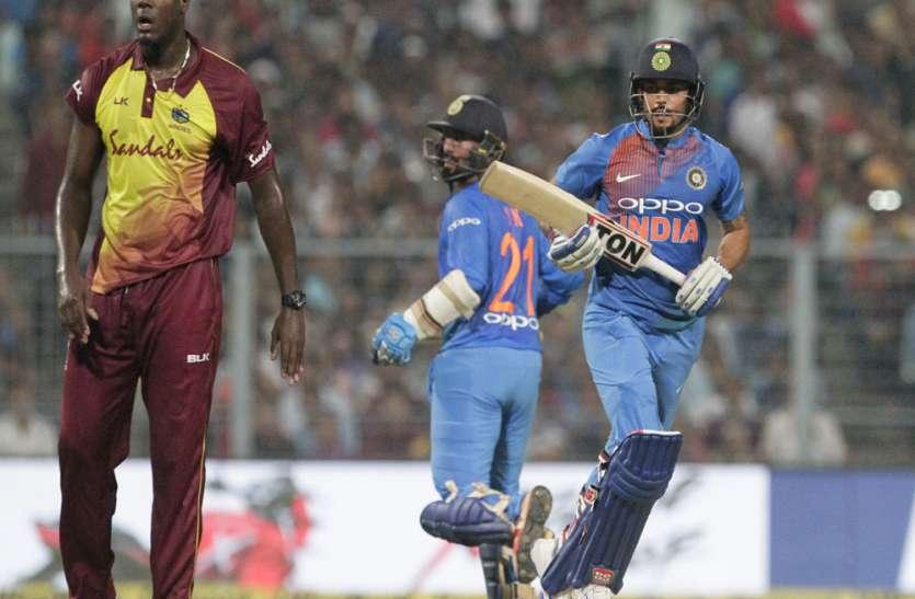 IND vs WI : क्लीन स्वीप के इरादे से वेस्टइंडीज से भिड़ेगा भारत