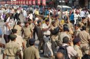 नीतीश कुमार के खिलाफ मार्च निकाल रहे रालोसपा कार्यकर्ताओं पर लाठीचार्ज, कई जख्मी