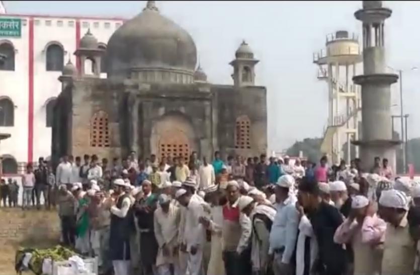 पत्नी के लिए बनाए गए ताजमहल में ही दफ्न किए गए बुलंदशहर के 'शाहजहां'
