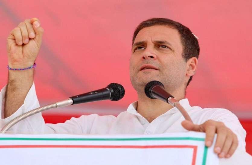 रफाल विमान की कीमत सबको पता है, फिर भी ये एक राष्ट्रीय रहस्य है: राहुल गांधी