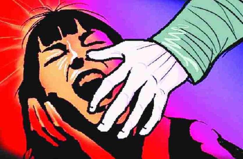 दुष्कर्म पीडि़ता नाबालिग किशोरी को लेकर जिलेभर में घूमती रही पुलिस