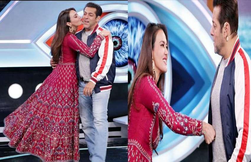 salman khan and Preity Zinta